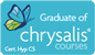 Graduate of Chrysalis